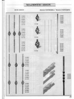 Catalogue/Balusters p.81